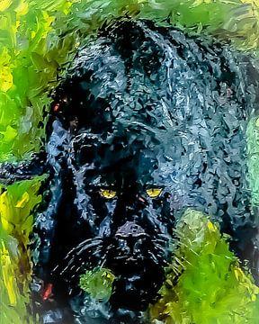 Panther von Julia Tokar