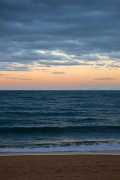 Sonnenuntergang am Strand von Rauwworks