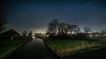 sterrennacht van Bjorn Brekelmans