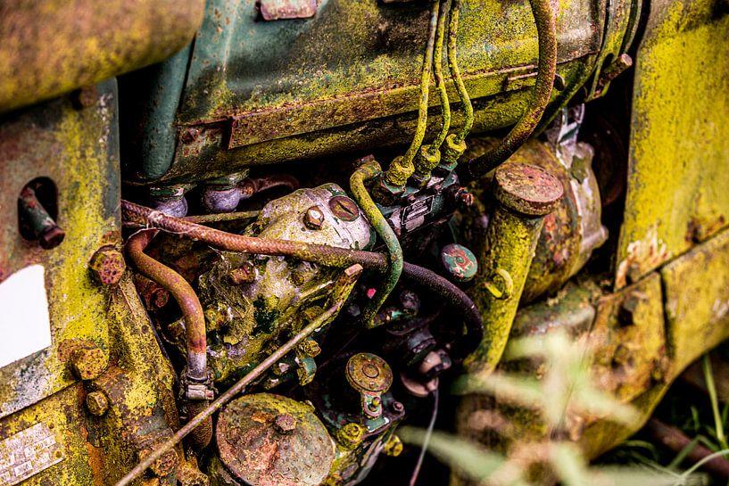 DEUTZ ENGINE COLOUR van SchippersFotografie
