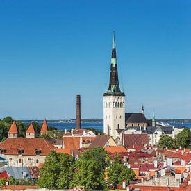 Tallinn Estland  von Gunter Kirsch