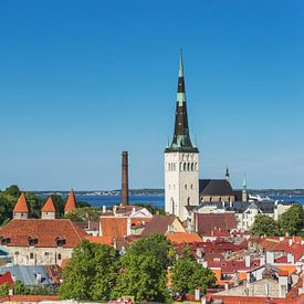 Tallinn Estonia sur Gunter Kirsch
