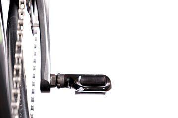 """Détails du vélo du cycliste """"pedal&quot ; sur Diane Bonnes"""