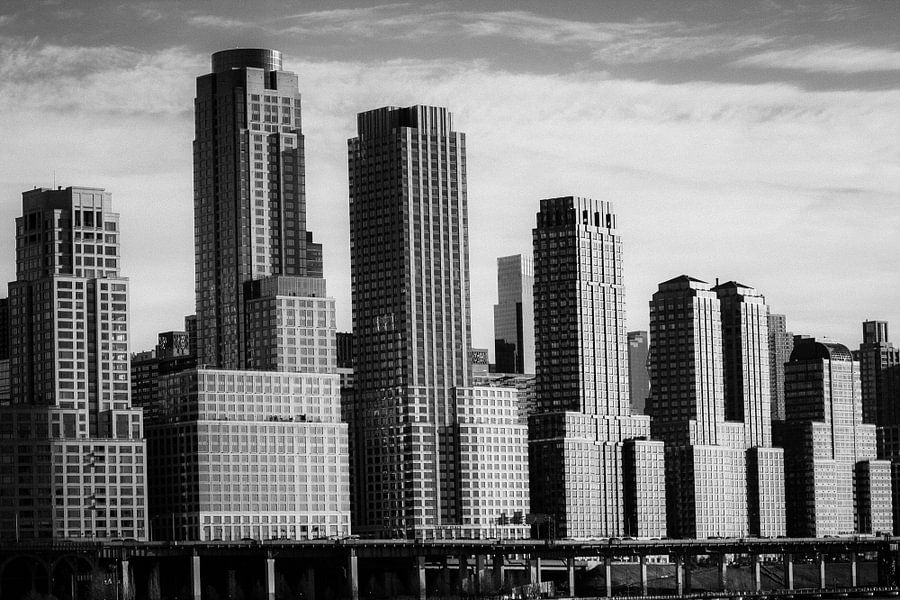 Skyscrapers New-York