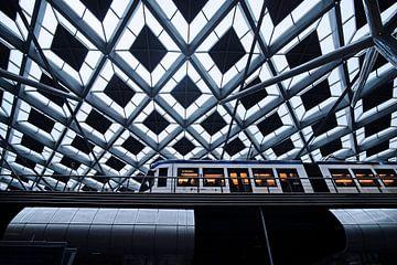 Den Haag Central von Bram Busink