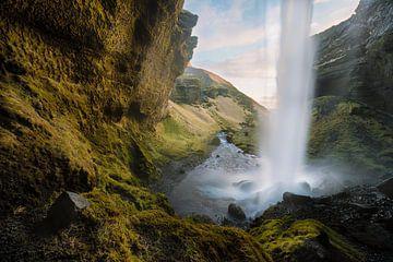 Island Wasserfall von Stefan Schäfer