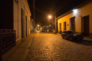 Trinidad in de avond von