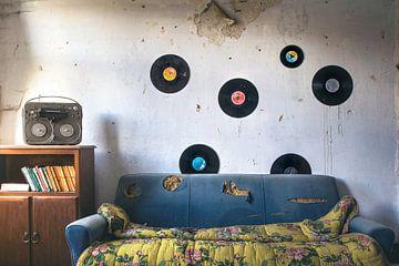 Musikzimmer von Kristof Ven