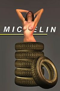 Pop Art – Michelin Tires