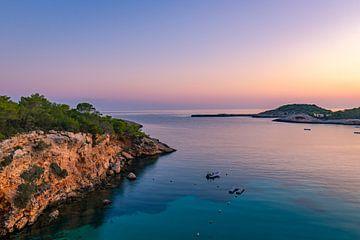 Portinatx, Ibiza van