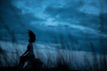 In de avond von Angela Boezer
