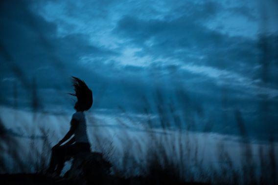 In de avond van Angela Boezer