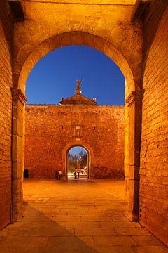 Stadttor, Toledo, Spanien