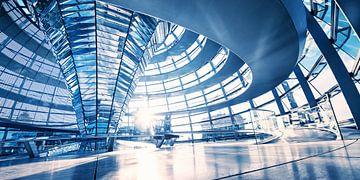 Architectural Photography: Berlin – Reichstag Building sur Alexander Voss