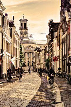 Rathaus von Dordrecht Niederlande Alt von Hendrik-Jan Kornelis