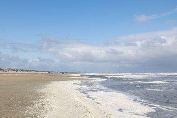 Strand Ameland von Nicole Nagtegaal