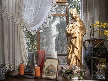 Maria met kind van Hans Monasso