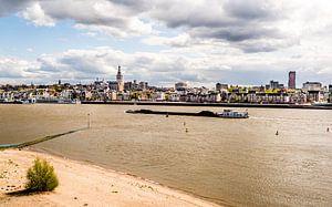 Nijmegen vanaf i-Lent
