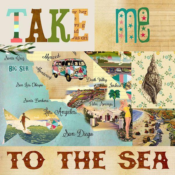 Take me to the sea van Green Nest