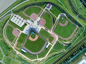 Het Sportpark van de Hoofddorp Pioniers