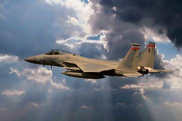 F-15 Eagle van
