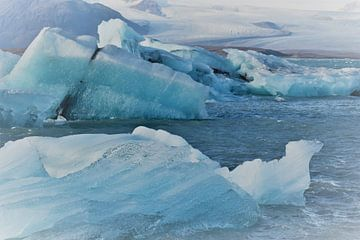 Jökulsárlón: het mooiste gletsjermeer van IJsland van STUDIO LOT