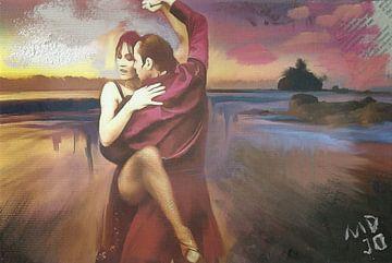 tango strand von MD JO