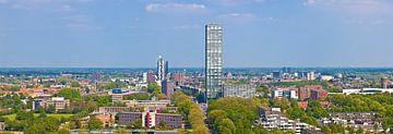 Panorama Westpoint Tilburg sur Anton de Zeeuw