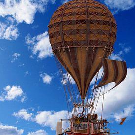 Dampfballon hms 01 von H.m. Soetens