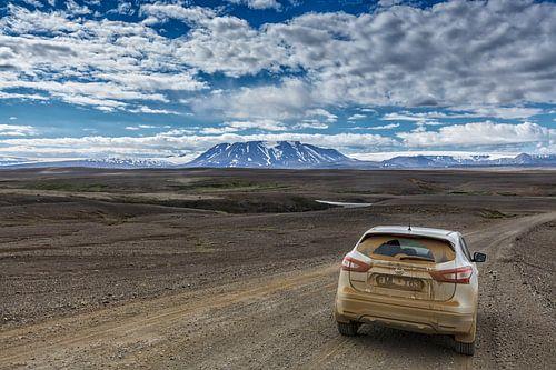 Inland of Iceland von Menno Schaefer