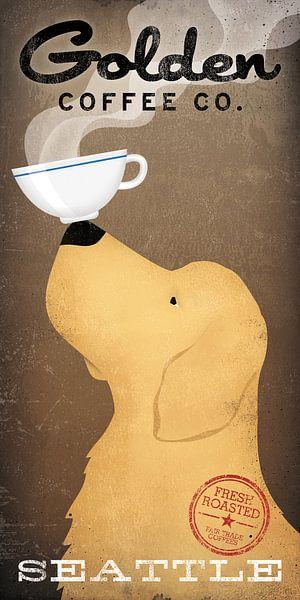 Goldene Coffee Co., Ryan Fowler von Wild Apple