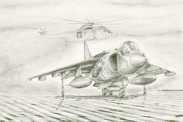 Harrier von Frank Vos