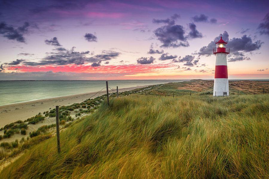 Lighthouse Lijst West (elleboog / Sylt)