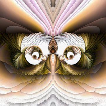 Phantasievolle abstrakte Twirl-Illustrationen 97/18 von PICTURES MAKE MOMENTS