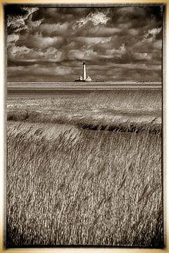 Noordzee wind 04 van Erich Krätschmer