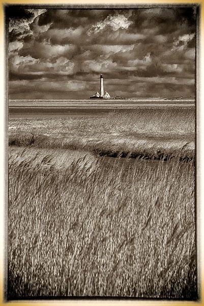 Nordseebrise 04 von Erich Krätschmer