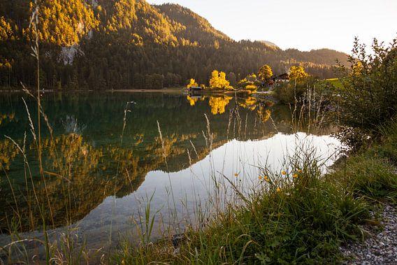 Hintersteiner See im Spätsommer