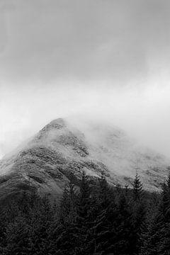 Mist in de Schotse hooglanden von Guido Boogert