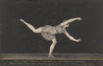 Die Tänzerin Annette Köbler, Bartholomeus Ziesenis