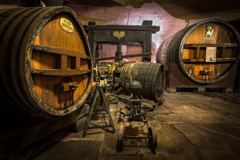 Wijnkelder van Huub Keulers