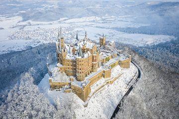 Burg Hohenzollern von Markus Gann