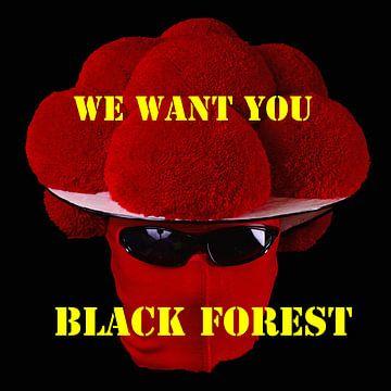 Black Forest WE WILLEN JOU van Ingo Laue