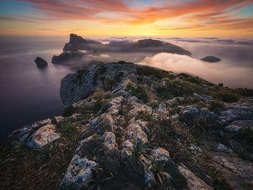 Mallorca Cap de Formentor Sonnenaufgang