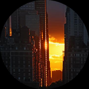 new york city ... golden light van Meleah Fotografie