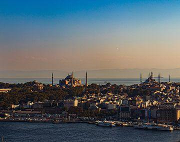 Sultanahmetplein van Oguz Özdemir