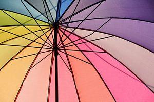 ouvrir le parapluie sur Ulrike Leone