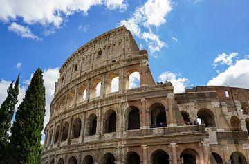 Kolosseum in Rom von Bente van Maris