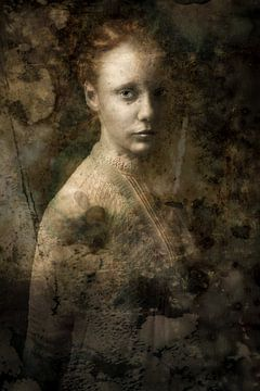 Melancholy 01 van Mark Isarin