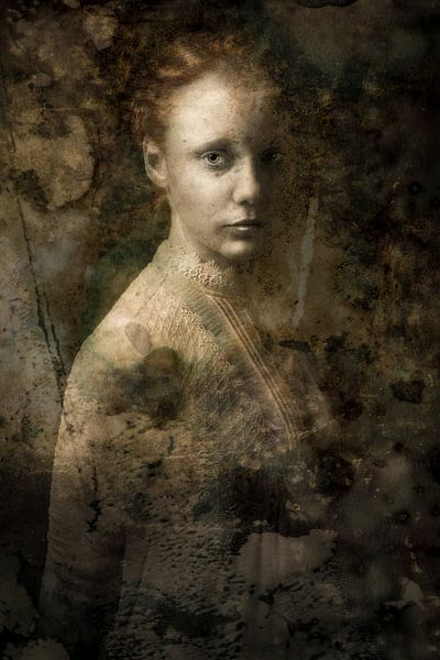 Melancholy 01 van Mark Isarin | Fotografie