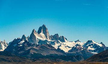 Cerro Chalten en Cerro Torre van Ivo de Rooij